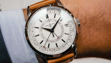 Top Patek Philippe Ref. 5212A Calatrava Weekly Calendar Replica Watch