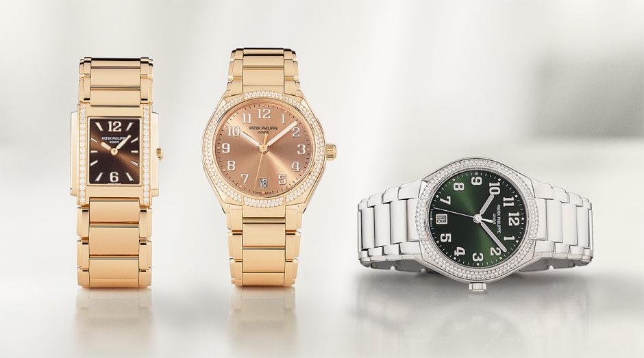 Patek Philippe New Replica Twenty~4 Ref. 4910 / 1201R-001 Watch in the Year