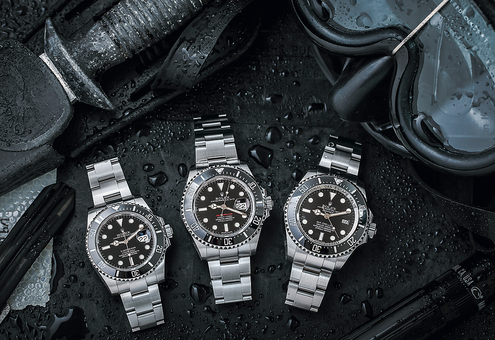 Full-Grown Classic:Best Roelx Sea-Dweller Replica Watches