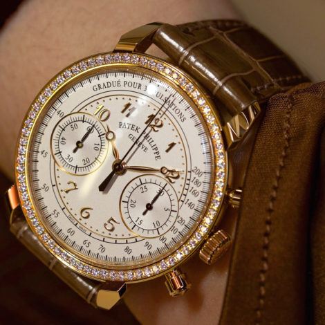 Hands On:AAA Patek Philippe Chronograph Ref. 7150/250R-001 Replica Watches