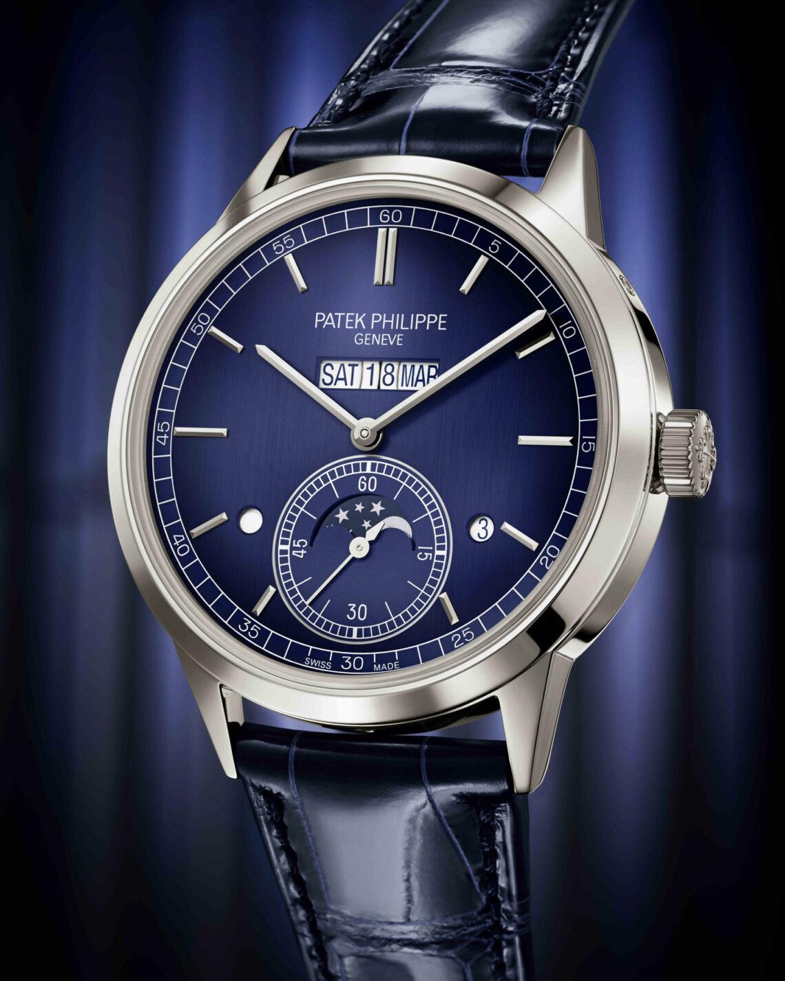 Hands On:Top Patek Philippe 5236P In-Line Perpetual Calendar Replica Watches