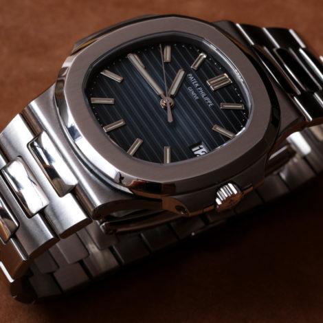 Reviewing of Cheap Patek Philippe Nautilus 5711/1A-010 Replica Watch
