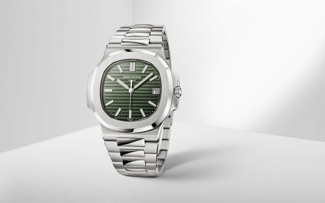 High Quaitly New Patek Philippe Nautilus 5711/1A-014 Replica Watches